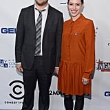 Seth Rogen attended the benefit in NYC to raise support for autism research.