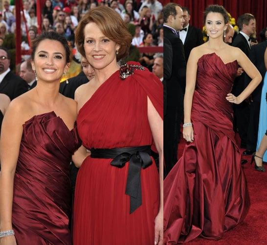 Photos of Penelope Cruz at the Oscars