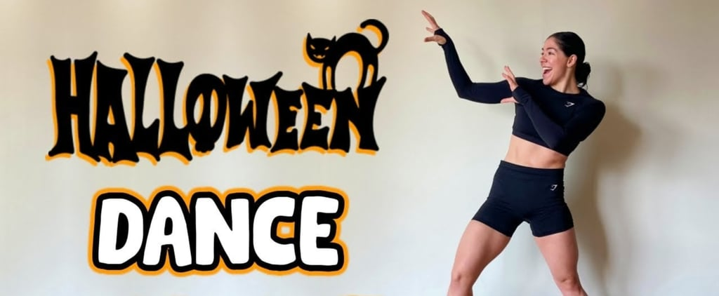 Halloween Dance Cardio Workout From YouTuber Kyra Pro