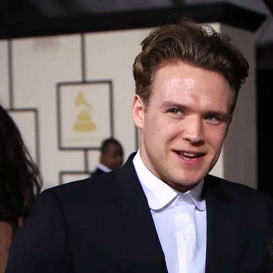 Stay With Me Grammy Winner Interview at 2015 Grammys (Video)