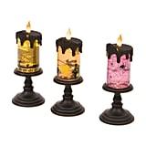 Glitter Candle Set