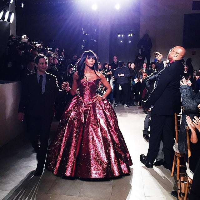 Could This Be the Most Memorable Moment of NYFW 2015?
