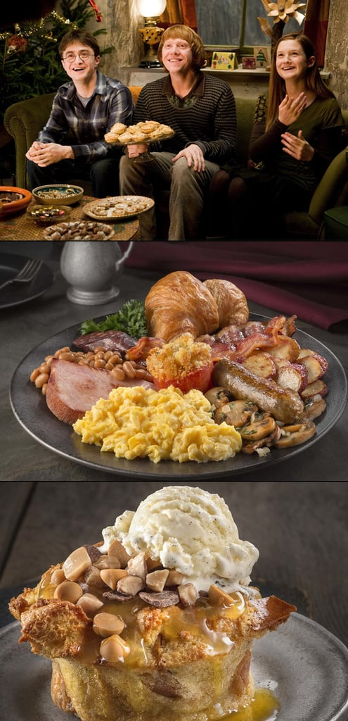 Food at Harry Potter World Hollywood
