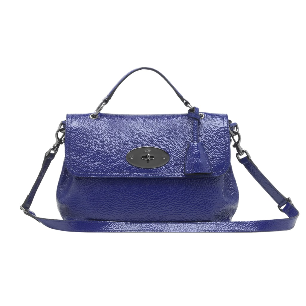0983ac07af This smaller style of the Edie in electric blue is my favourite new season  bag.