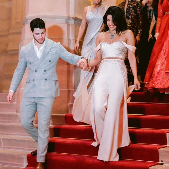 Priyanka Chopra Prewedding Party Outfit