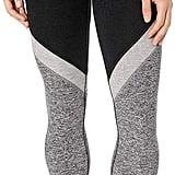 Beyond Yoga Tri Panel High Waisted Midi Leggings