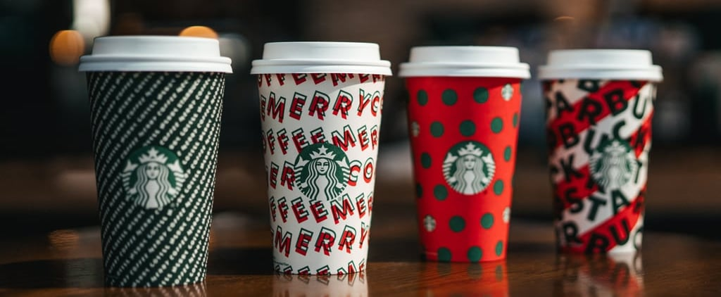 The Ultimate Ranking of Starbucks Holiday Drinks
