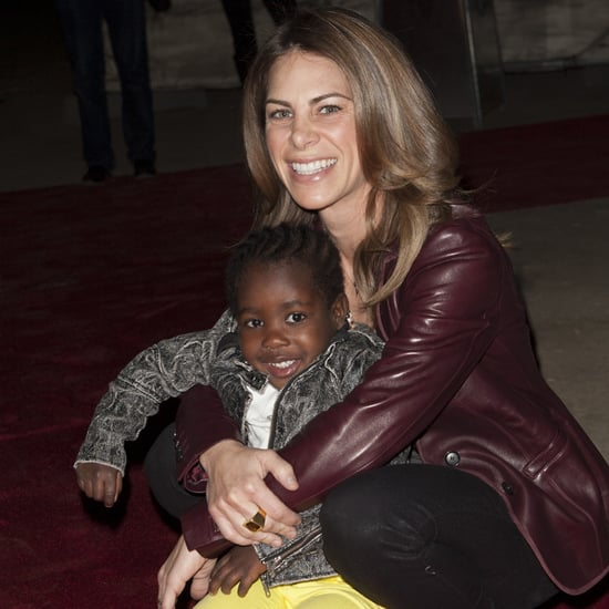 Jillian Michaels Cute Family Pictures