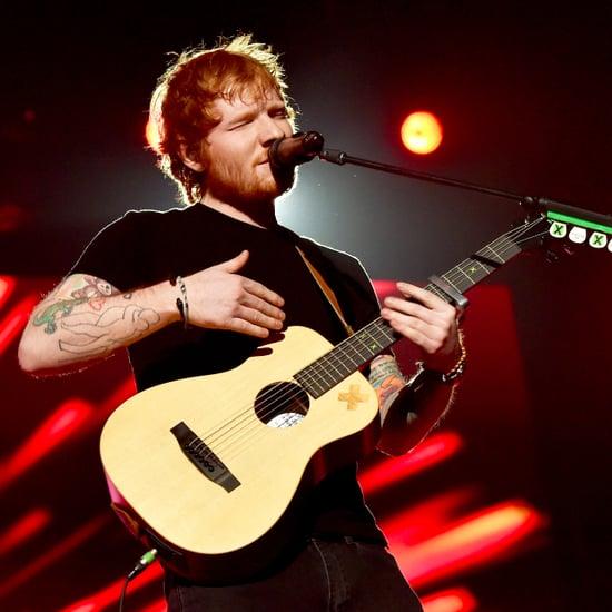 "Ed Sheeran's ""Galway Girl"" Song"