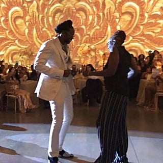 2 Chainz Mother-Son Dance at His Wedding August 2018