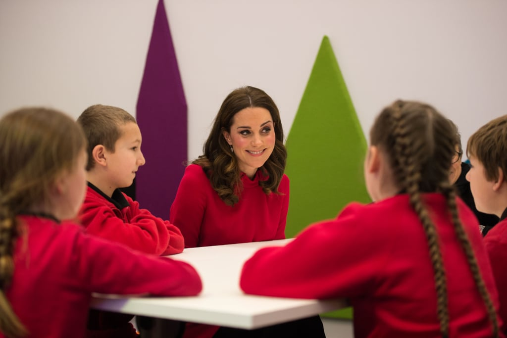 Nothing Will Warm Your Heart Like These Photos of Will and Kate Meeting Kids