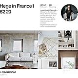 """<a href=""""https://uk.pinterest.com/hegeinfrance/?etslf=6736&eq=hege"""">Hege in France</a>"""