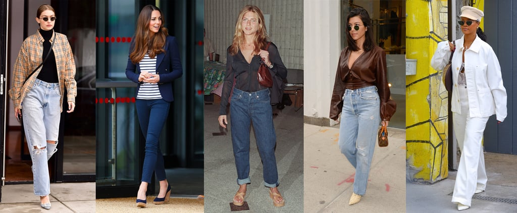 How to Wear Jeans 2019