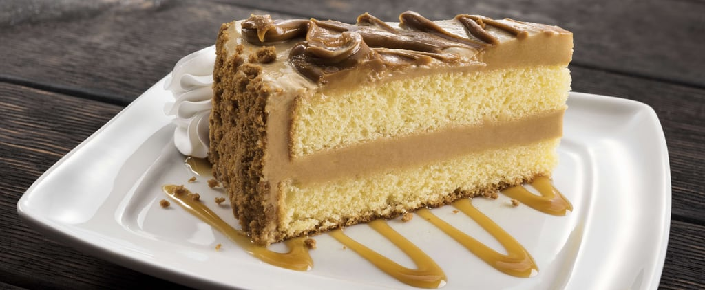 Olive Garden's New Cake Takes Your Love of Cookie Butter to the Next Level