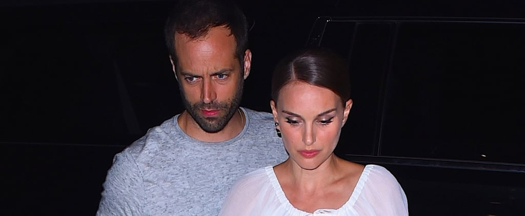 Natalie Portman Channels Her Black Swan Character During a Sweet Outing With Her Husband