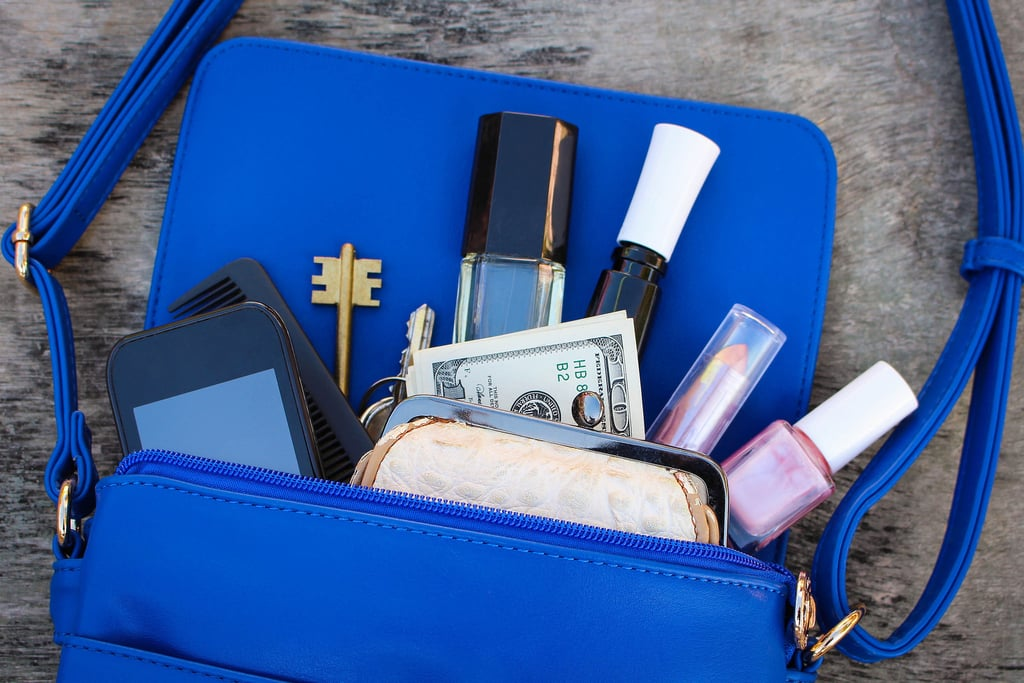 Place valuables in your carry-on bag.