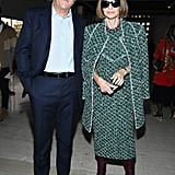 Francois-Henri Pinault and Anna Wintour