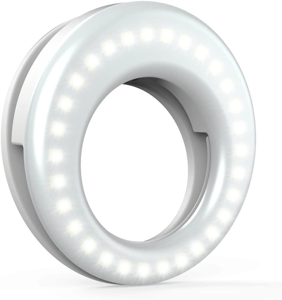 For Seflies: QIAYA Selfie Light Ring
