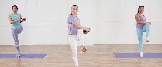 10-Minute Beginner's Workout