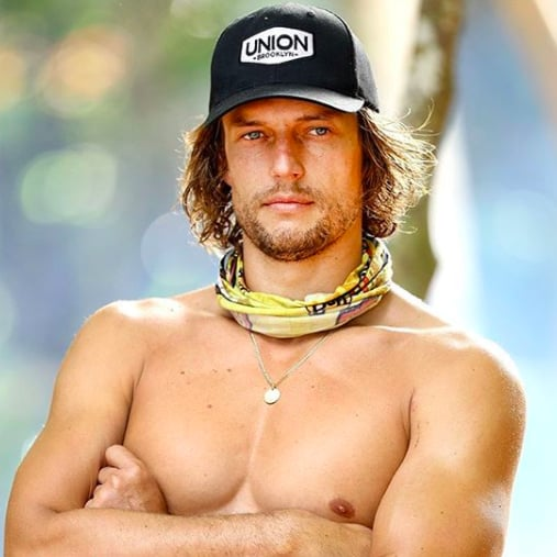 Winner David Genat Almost Left Survivor: All Stars