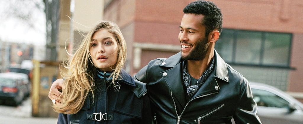 Watch Gigi Hadid in Her Sexy New Versace Video
