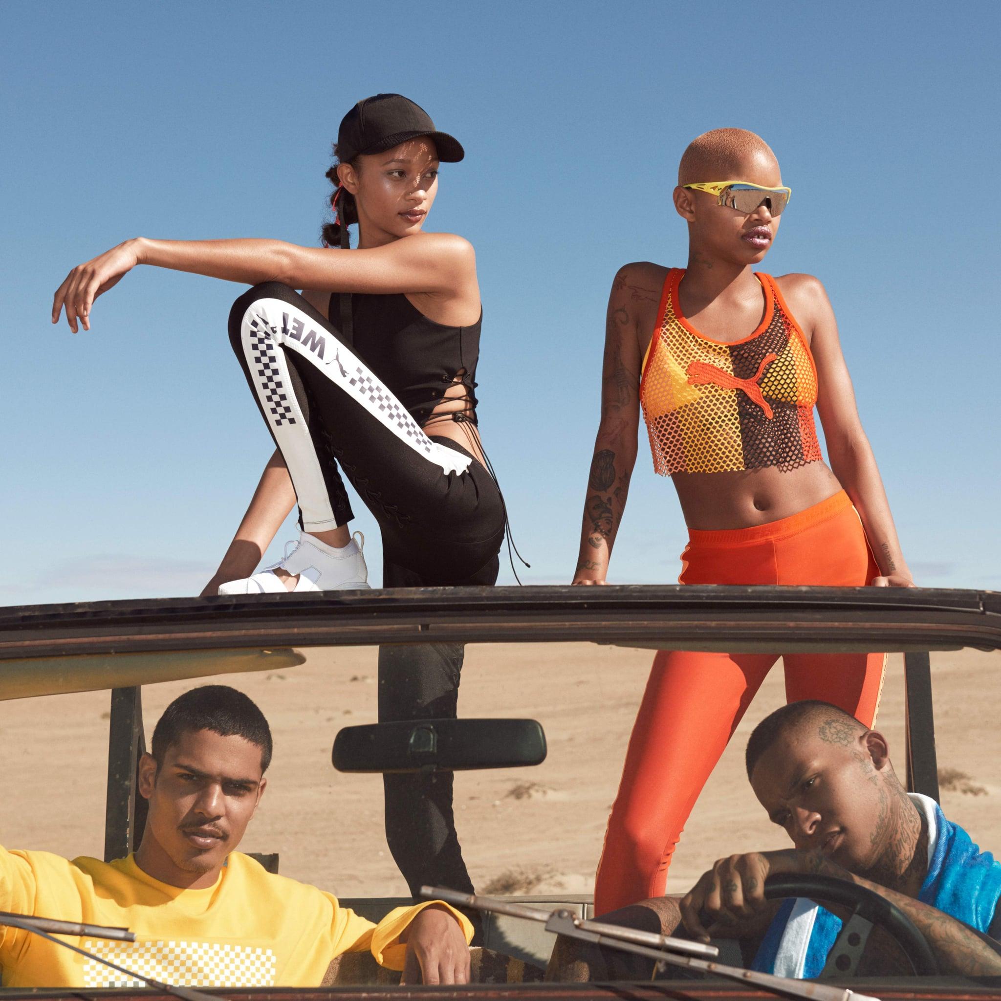 meet 64206 43a42 Shop Rihanna Fenty x Puma Spring 2018 | POPSUGAR Fashion