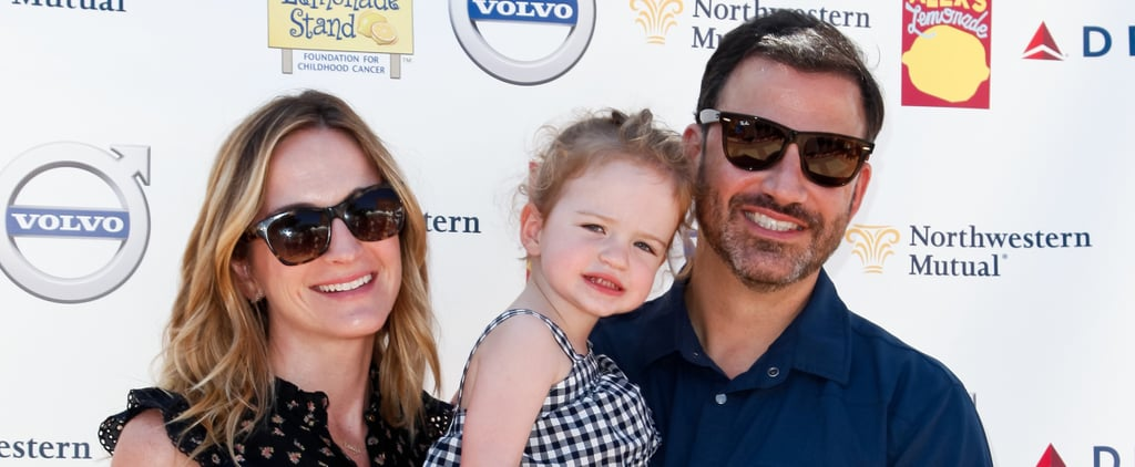 Jimmy Kimmel and Molly McNearney Family Photos