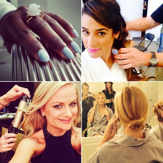 Celebrity Beauty Instagrams | Jan. 15, 2014