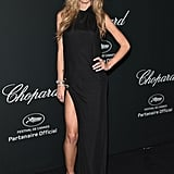 Adriana, Alessandra, Suki, and More Supermodels Take Cannes at Chopard's Bash