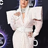 Christina Aguilera at the 2019 American Music Awards