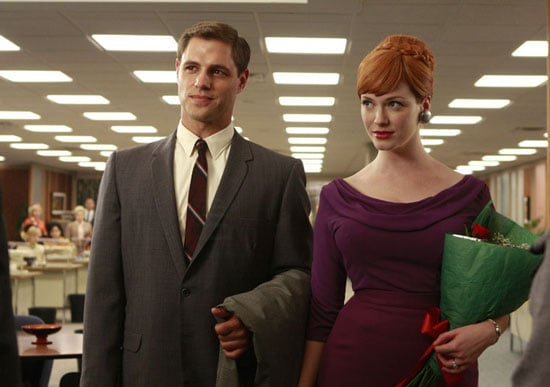 Joan Holloway Harris's Flirty Up 'Dos