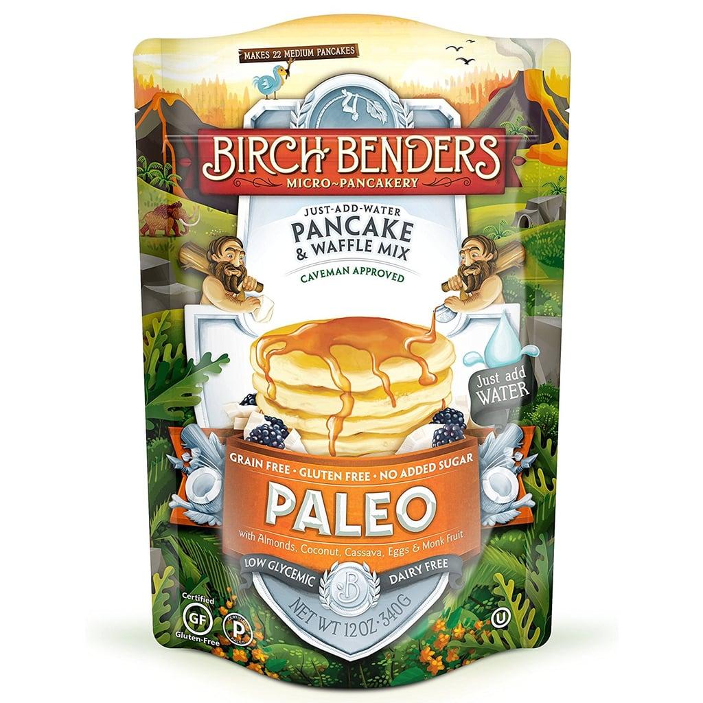 Birch Benders Paleo Pancake And Waffle Mix Paleo Mixes