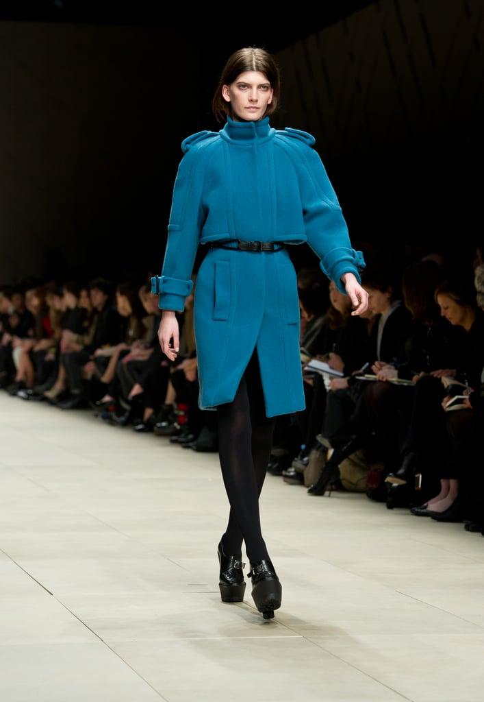 Photos of Burberry Prorsum Autumn Winter 2011 at London Fashion Week