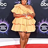 Lizzo's Miniature Valentino Bag at the American Music Awards
