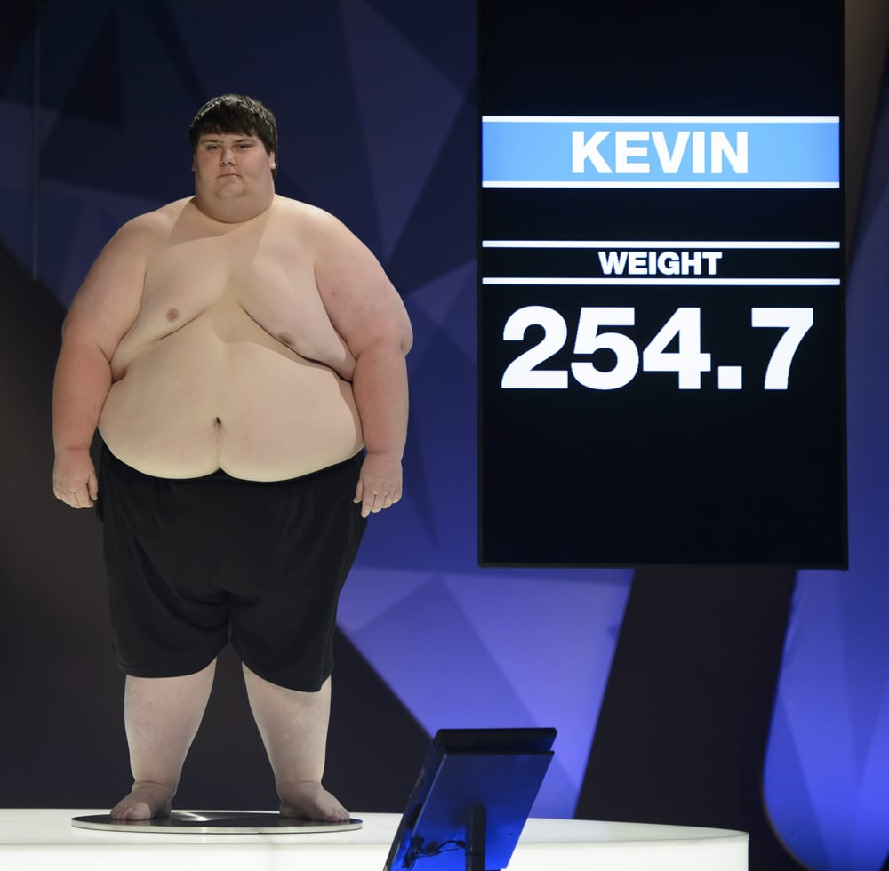The Biggest Loser Introduces the World's Heaviest Contestant Ever