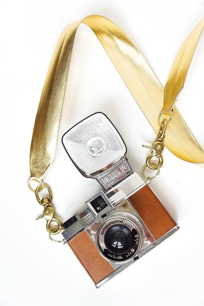 Glam Camera Strap