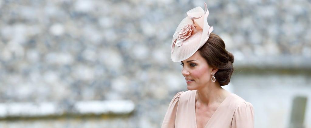 The Duchess of Cambridge's Wedding Guest Dresses