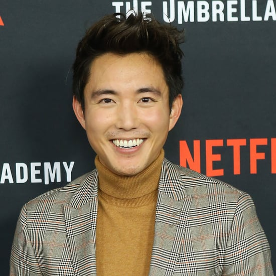 See The Umbrella Academy's Justin H. Min's Funniest Tweets