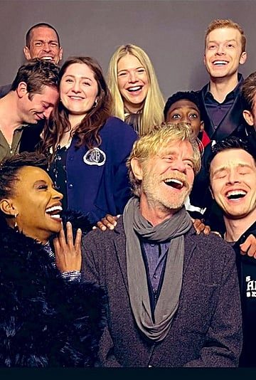 See the Shameless Cast's Goodbye Posts For Series Finale