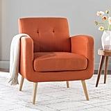 """Valmy 22.5"""" Armchair"""