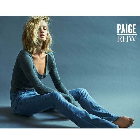 Rosie Huntington-Whiteley's New Campaign Is Begging to Be Pinned to Your Autumn Denim Board