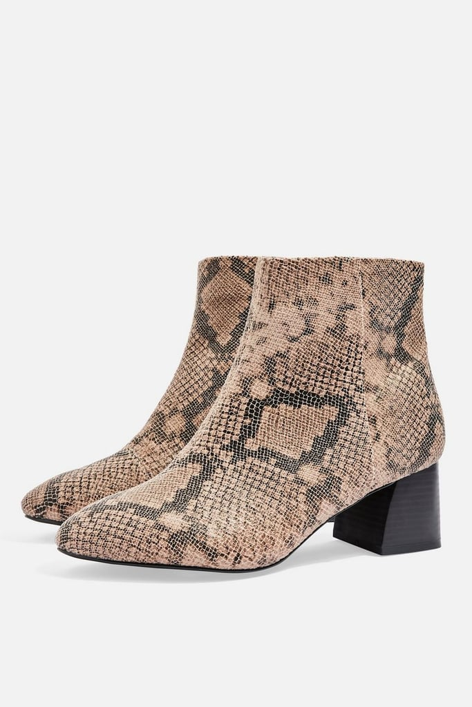 80c236b2ca4 Topshop Babe Ankle Boots