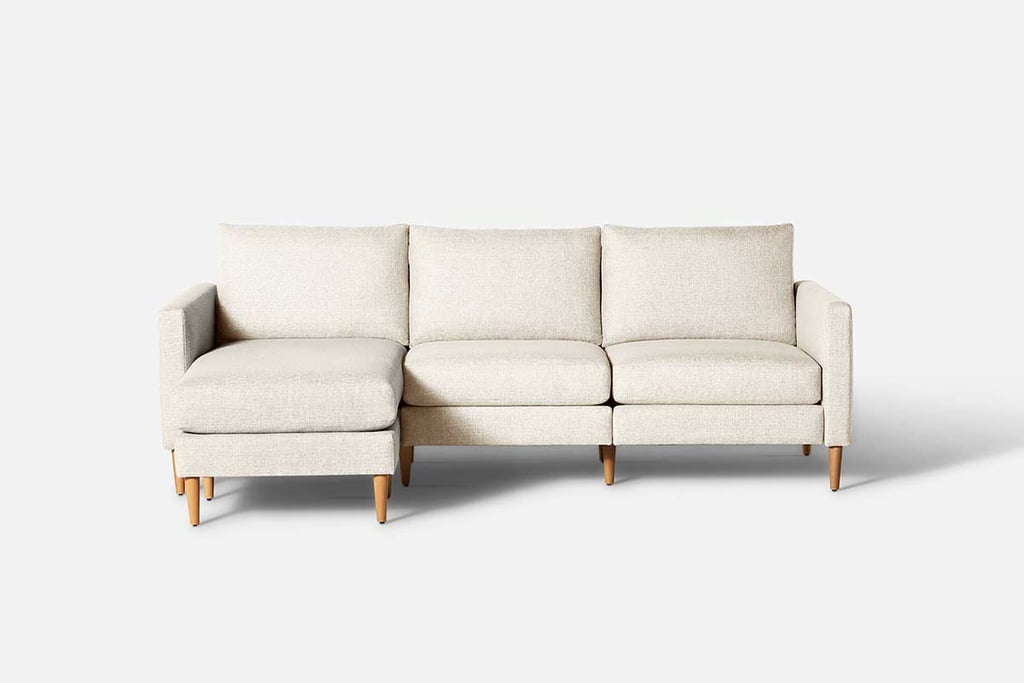 Allform 3-Seat Sofa with Chaise