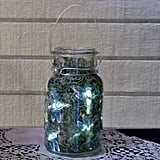 Butterfly Mason Jar Lamp