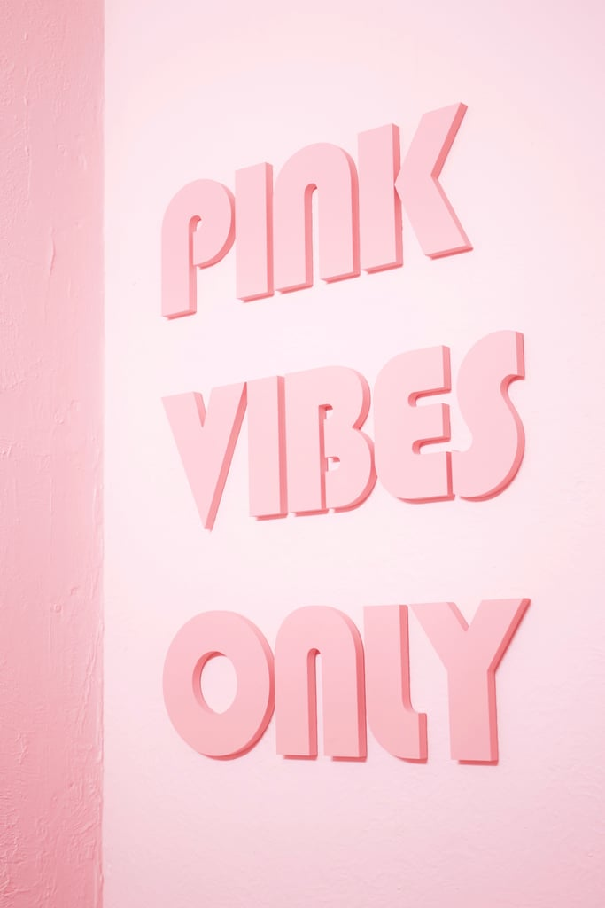 Pink Vibes iPhone Wallpaper