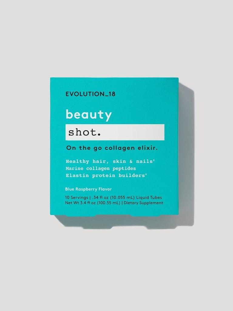 Bobbi Brown's Evolution18 Beauty Collagen Shot
