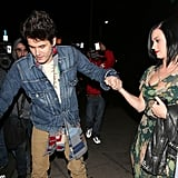 Katy Perry and John Mayer hung out in LA.