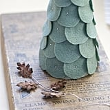 Felt Shingle Tree