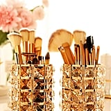 Makeup Brush Storage Bucket