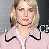 Lucy Boynton at The Blackcoat's Daughter Screening